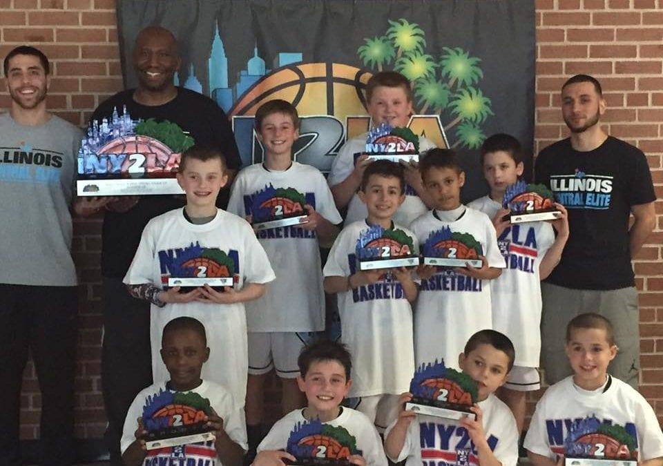 3rd Grade – 2nd Place Platinum Division in NY2LA Swish N' Dish
