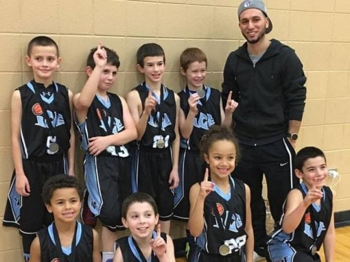 3rd Grade Black – Champions of FTG Winter Kickoff Saturday Shootout