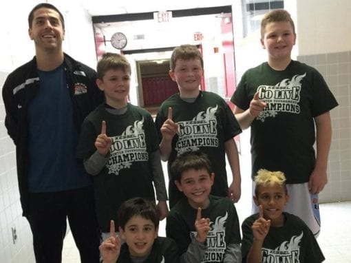 4th Grade – Champions of Kessel Heat GO LIVE WINTER TOURNAMENT