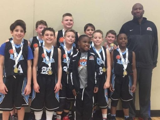 4th Grade – 4th/5th Grade Division Champions of Thanksgiving Shootout