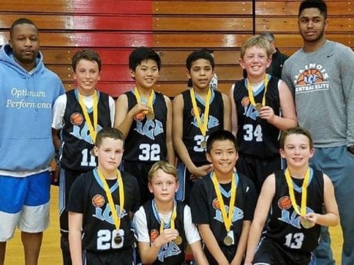 5th Grade Black – Champions of FTG Xplosion Saturday Shootout