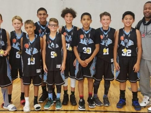 6th Grade – Champions of Back To School One Day Shootout