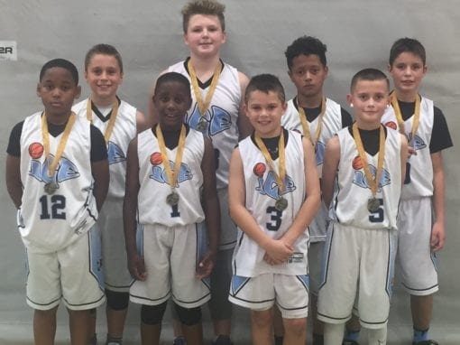 5th Grade White – Champions of FTG Halloween Sunday Shootout