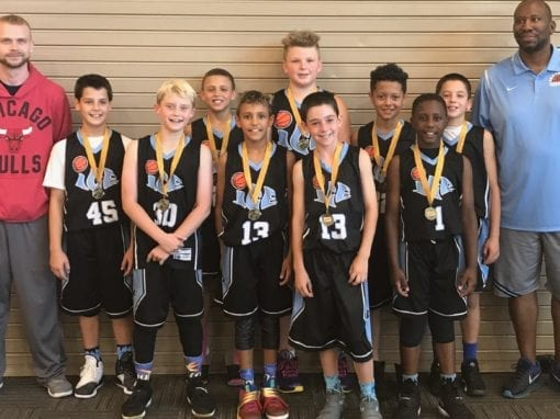 5th Grade Black – Champions of the FTG Challenge Saturday Shootout