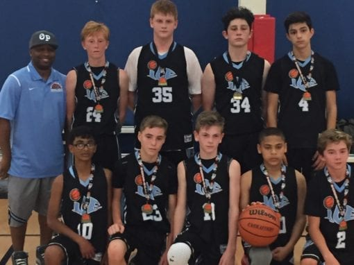 8th Grade White – Champions of ICE Freezeout