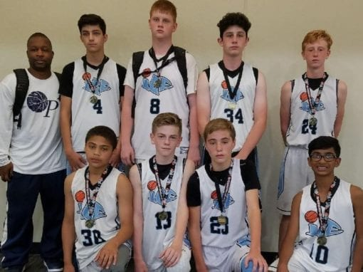 8th Grade White – Champions of FTG Challenge Saturday Shootout