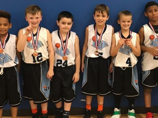 3rd Grade – Champions of 2017 Halloween Classic