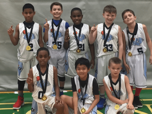 3rd Grade – Champions Of One Day Shootout Thanksgiving Classic, 3rd-4th Grade Division