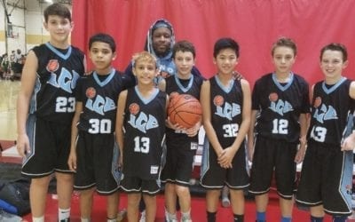 6th Grade Black – Champions of IBA Shootout
