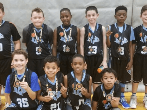 4th Grade White – Champions Of Play Hard Hoops Holiday Hoopfest