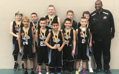 5th Grade Black – Champions Of FTG-MLK Shootout