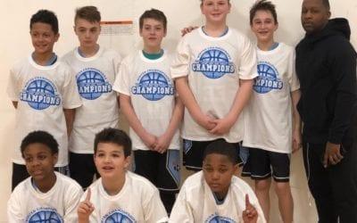 6th Grade White – Champions Of Stars Of Tomorrow Athletes Edge Winter Championship