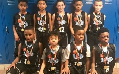 4th Grade Elite – Champions Of FTG-Super Bowl Saturday Shootout in 5th Grade Division