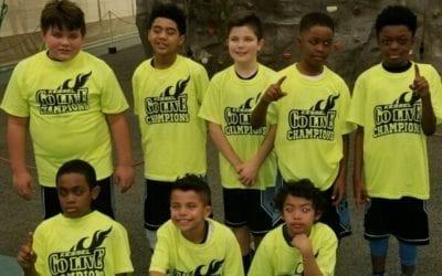 4th Grade White – Champions Of GO-LIVE Saturday Shootout