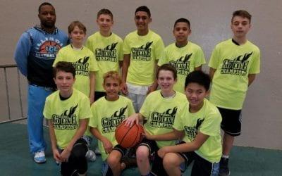 6th Grade Black – Champions of GO-LIVE Sunday Shootout