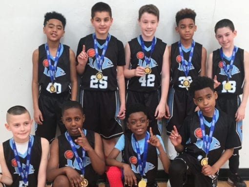 4th Grade Elite – Champions Of One Day Shootout St. Patrick's Day Shootout in 5th Grade Division