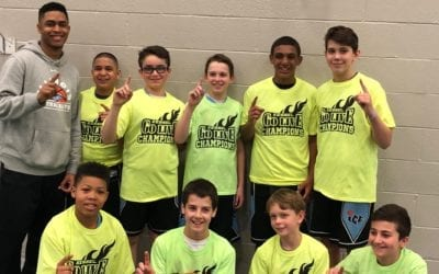 6th Grade White – Champions Go Live Shootout
