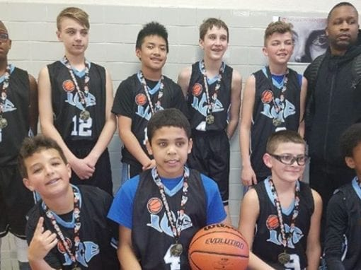 6th Grade Blue – Champions Of FTG Great Lakes Shootout