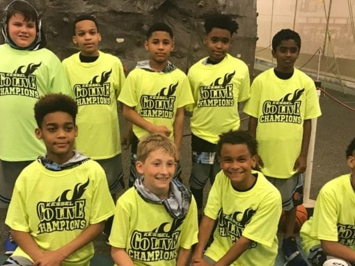 4th-5th Grade White Far North-Gurnee – Champions Of Go-Live Mothers Day Shootout