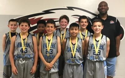 5th Grade Blue – Champions Of FTG Spring Finals Sunday Shootout