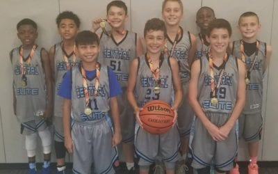 5th Grade Blue – Champions Of FTG Summer Finals Saturday Shootout