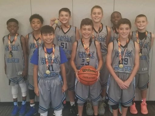 5th Grade Blue – Champions Of FTG Summer Finals Saturday Shootout