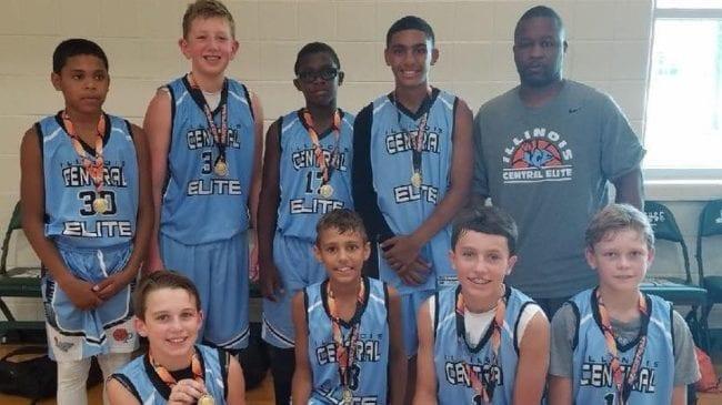 6th Grade Grey – Champions Of FTG-Summer Finals Saturday Shootout
