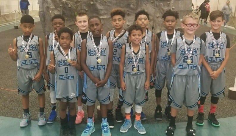 4th Grade – Champions Of FTG Summer Finals Sunday Shootout