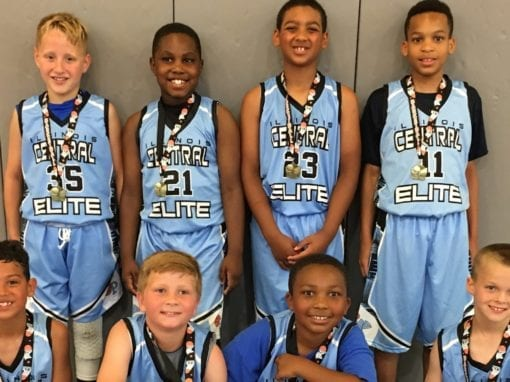 3rd Grade Far-North Gurnee White – Champions Of FTG-Fireworks Sunday Shootout
