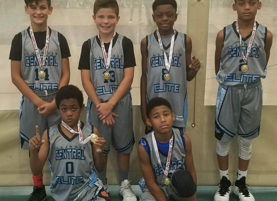 4th Grade – Champions Of FTG-Xplosion Saturday Shootout