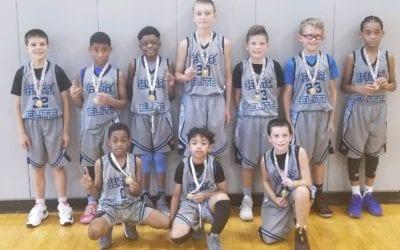 5th Grade White – Champions of FTG-Fall Kickoff Shootout