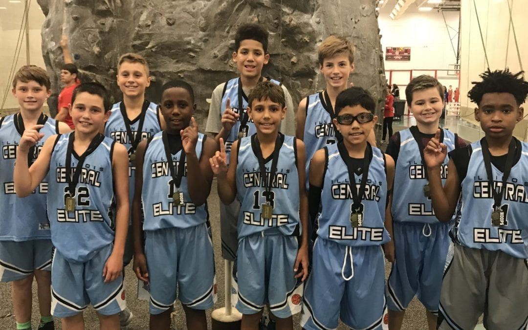 6th Grade Carolina Blue & Grey – Champions Of FTG Red Challenge Saturday Shootout
