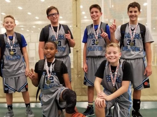 6th Grade Black – Champions Of FTG-Red Challenge Saturday Shootout