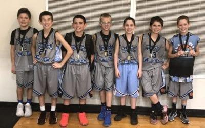 5th Grade Carolina Blue – Champions Of FTG-Columbus Day Saturday Shootout