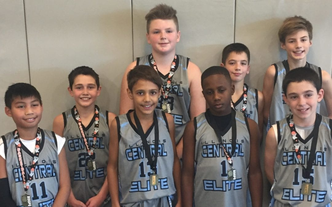 6th Grade Grey – Champions Of FTG-Xplosion Sunday Shootout