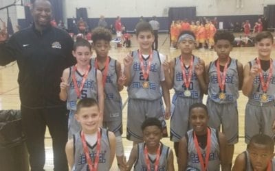 5th Grade Grey – Champions in 5th-6th Grade Division Of One Day Shootout Halloween Spooktacular