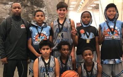 7th Grade Carolina Blue – Champions Of FTG-Red Challenge Saturday Shootout