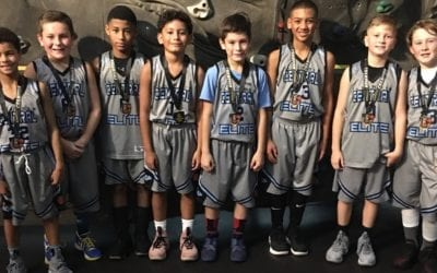 3rd-4th Grade – Champions Of SOT Thanksgiving Classic