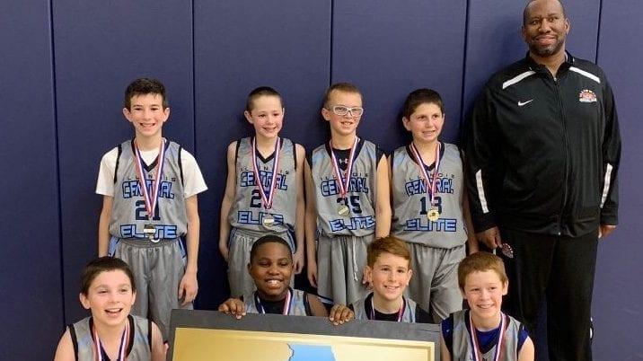 5th Grade Carolina Blue – Champions Of CYBN Thanksgiving Classic
