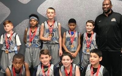 5th Grade Black – Champions Of One Day Shootout Thanksgiving Classic