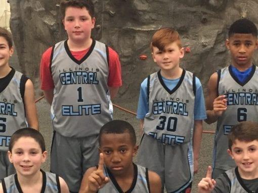 5th Grade Black – Champions Of Go Live Shootout