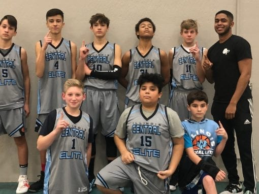 8th Grade Grey – Champions Of Go Live Shootout