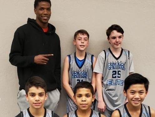 7th Grade Carolina Blue – Champions Of Go Live Shootout