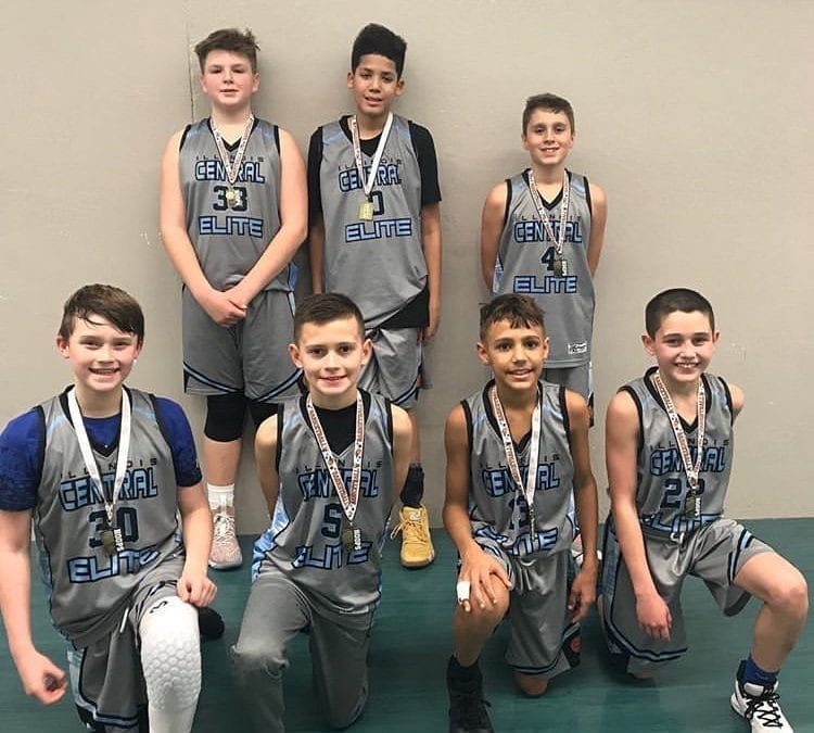 6th Grade Grey – Champions Of FTG-Fire & ICE Sunday Shootout