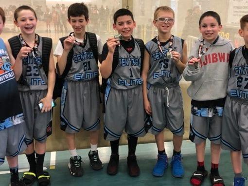 5th Grade Carolina Blue – Champions Of FTG-Fire & ICE Saturday Shootout