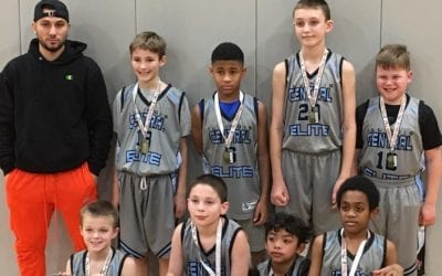 5th Grade White – Champions Of FTG-Hoop Frenzy & Qualifier for Middle School State Championship