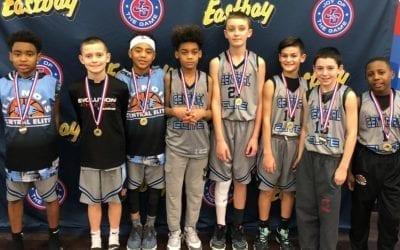 5th Grade Grey – Champions Of CYBN Saturday Super Bowl Shootout Of 5th-6th Grade Division