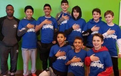 7th Grade Grey – Champions Of Go-Live Saturday Shootout