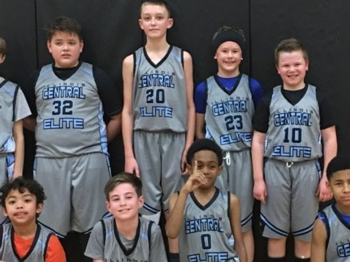 5th Grade White – Champions Of Go-Live Saturday Shootout