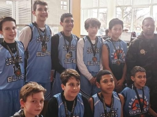 7th Grade Grey – Champions Of SOT-Athletes Edge Sports Sunday Shootout